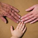 Aldringstegn vises ofte først på hendene