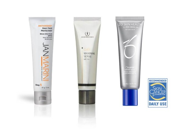 Jan Marini Daily Face Protectant - AK Day Maximal Sense - ZO Smart Tone