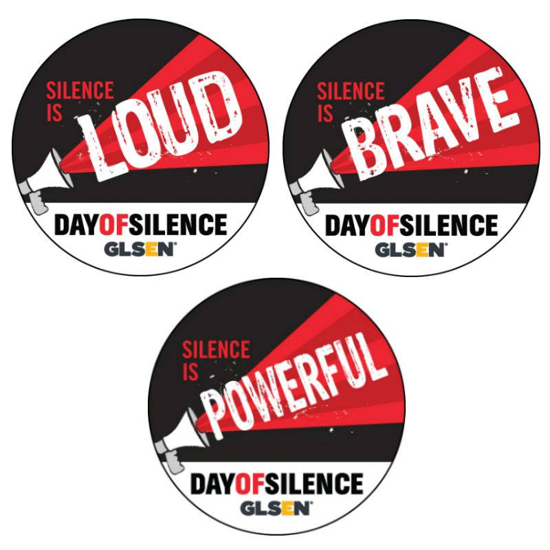 day of silence When is day of silence in 2017 the day of silence is a yearly event organized by the gay, lesbian, and straight education network (glsen) to promote positive action to put an end to name.