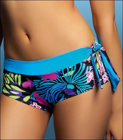 Bikinishorts gjør at du kan gjøre hårfjerning med laser eller IPL rett før sommeren