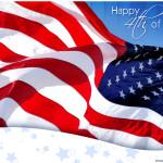 4. juli – USAs nasjonaldag