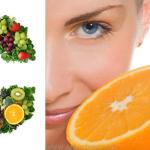 C-vitaminer for huden