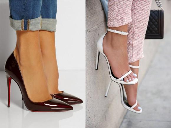 høye-hæler