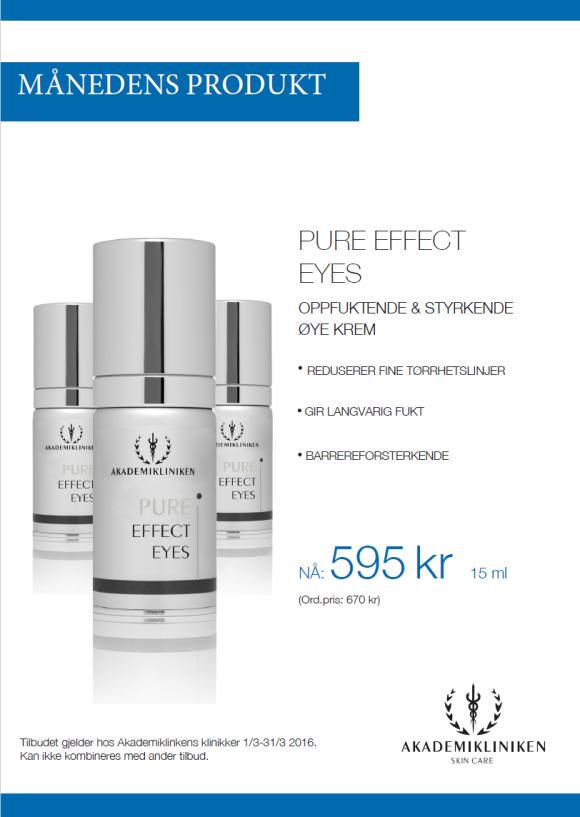 Månedens produkt - Pure Effect Eyes